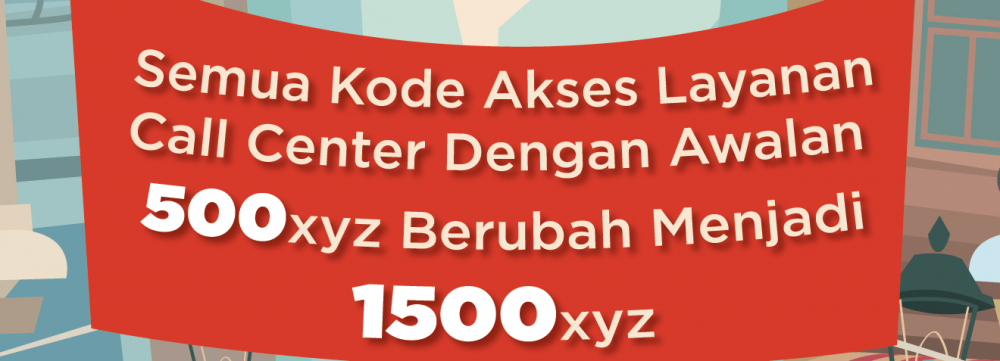 Migrasi Kode Layanan CC 1500xyz